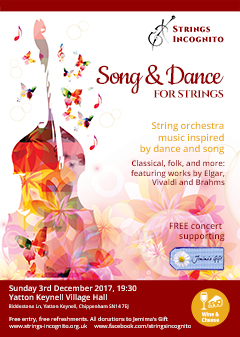 Song and Dance for Strings